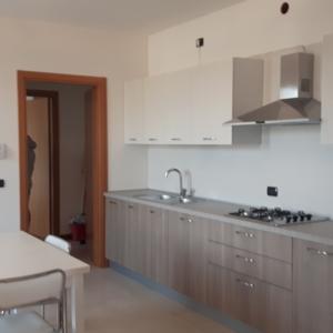 Affitto appartamento con garage