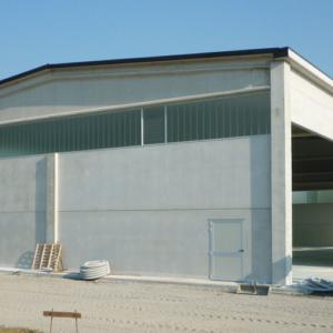 Affitto capannoni di varie metrature a Solesino